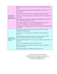 199 2015 minedu matriz de criterios de evaluación del área de comunicación ii ciclo ebr 4 año