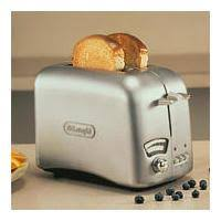 Toasters Delonghi Retro Toaster Rt200 From Delonghi America