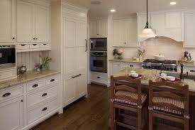 kitchen cabinet crown molding ideas kitchen transitional with dark