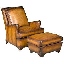 small leather chair with ottoman fashionable leather club chair and ottoman leather club chairs
