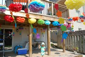 Rainbow Party Decorations Rainbow Party The Birthday Party Northstory