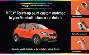 vauxhall touch up paint for scratch repair vauxhall owners club