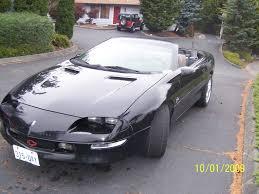 1996 convertible camaro lord hoss 1996 chevrolet camaroz28 convertible 2d specs photos