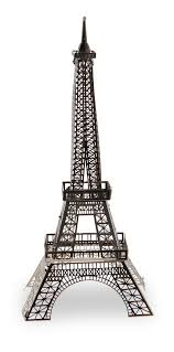 Eiffel Tower Accessories Metal Earth Eiffel Tower