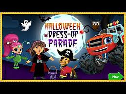 Team Umizoomi Halloween Costumes Nick Jr Halloween Dress Parade Game Kids