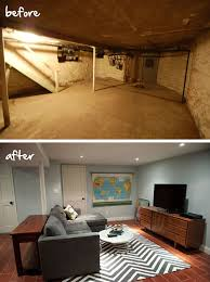 Inexpensive Unfinished Basement Ideas by Mrslimestone Brooklyn Limestone Embraced The Cozy Nature Of Her
