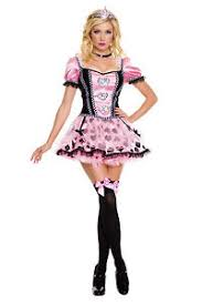 Halloween Princess Costumes Adults Halloween Pink Couture Queen Heart Princess Costume