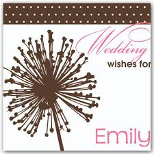 wedding wishes gift wedding wishes square gift stickers paperstyle