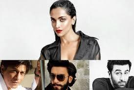 ranbir kapoor hair transplant deepika padukone looks best with shah rukh khan ranveer singh or