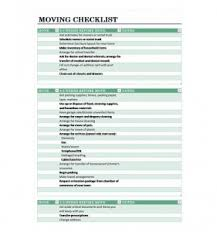 home moving checklist local moving checklist template haven
