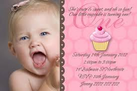 baby girl birthday baby girl 1st birthday invitations drevio invitations design