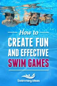 swim lesson games swimming lessons ideas