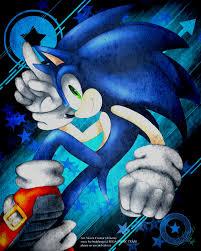 sonic the hedgehog character zerochan anime image board
