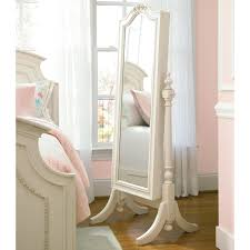 White Armoire Furniture Nice Full Length Mirror Jewelry Armoire For Home