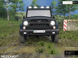 uaz jeep uaz hunter v 3 0 mod for farming simulator 2015 15 fs ls 2015 mod