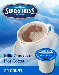 swiss miss light cocoa k cups swiss miss cocoa keurig kcups