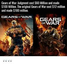 Gears Of War Meme - 25 best memes about gears of war judgment gears of war