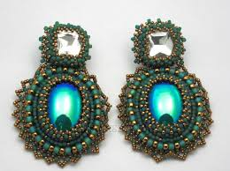 Crystal Chandelier Earrings Beadfeast Beadaholique Beadfeast