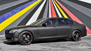 custom black bmw bmw 7 series