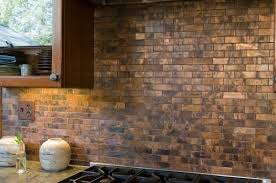 copper backsplash tiles kitchen surfaces pinterest warming your autumn home with copper tile glass tile store blog