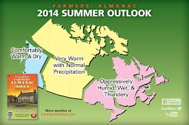 us weather map humidity will this summer be a scorcher farmers almanac