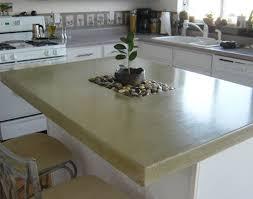 beton ciré pour plan de travail cuisine un plan de travail en béton ciré du béton dans la maison