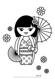 Draw On Monday 5  Coloriages pour lassociation Ninoo  Miss