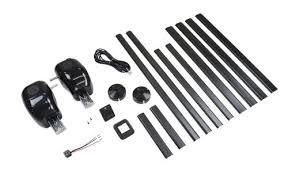 Solera Rv Awnings Solera Manual Pull Style To Power Awning Conversion Kit Black