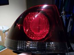 lexus is300 tail lights red tail lights lexus is forum