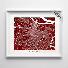 Georgia travel gift ideas images Best 25 savannah map ideas savannah ga map map of jpg