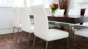 Dining Chairs With Metal Legs Upholstered Dining Chairs With Metal Legs Home Design Ideas