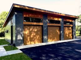glamorous hartley contemporary garage advanced house plans modern