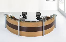 U Shaped Reception Desk The Best Modern Receptionist Area Furniture Including Table