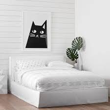 Bed Frame Set Reese Platform Bed Frame Slipcover Set Pbteen