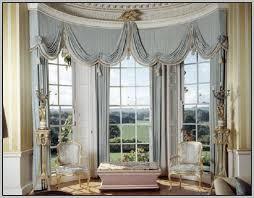 High Windows Decor Stunning Curtains For Round Windows Decor With Curtains Arched
