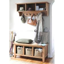 Storage Coat Rack Bench 10 Organized Hallways With Beautiful Coat Rack Bench Rilanefront