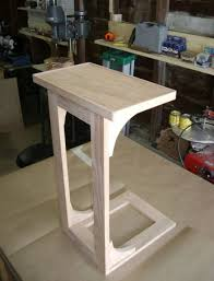Homemade End Tables by Cpap Stand Or Nite Stand End Table Tiny House Table For Two A