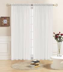 curtain ways to hang double curtains add chic style with sheer