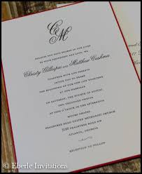 traditional wedding invitations traditional wedding invitations archives eberle invitations