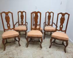 esperanto drexel dining room set 1960 u0027s 6 chairs 3