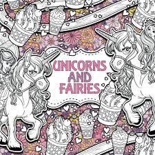 pdf free unicorns fairies creative colouring book volume 2