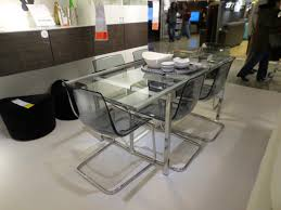 extendable glass dining table set house photos great