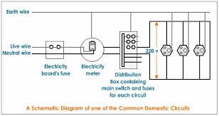 domestic electric circuits magnetic effects of electric current