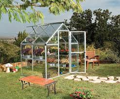 Greenhouse Gazebo Decorating Mini Palram Greenhouse For Exciting Outdoor Decoration