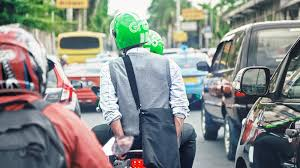 philippine motorcycle taxi grab announces strategic partnership with honda grab sg