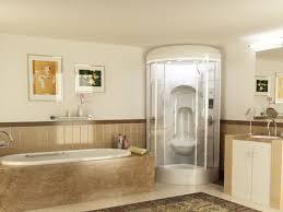 alluring bathtub under window in cute bathroom ideas with big