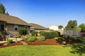 burm home outdoor landscaping with berms wearefound home design