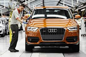 audi factory 1 3 billion audi plant in mexico to help overtake bmw sales