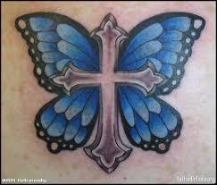 flower cross tattoos cross flower and sun