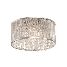 home decorators collection lighting home decorators collection 11 5 in 3 light polished chrome and